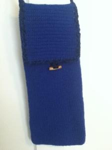 Blue Drum Stick Bag