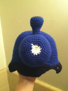 Front of Train Hat